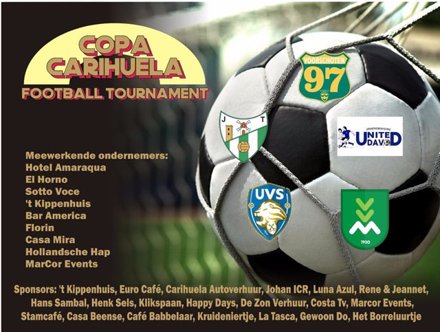 Copa Carihuela Football Tournament