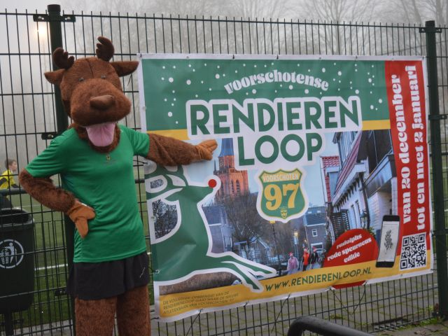 Rendierenloop 2020- Rendolph